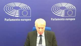 """Intervento in Plenaria dell'europarlamentare Giuliano Pisapia su """"Bilancio delle elezioni europee"""""""