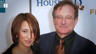 Robin Williams' Daughter Corrects Eric Trump