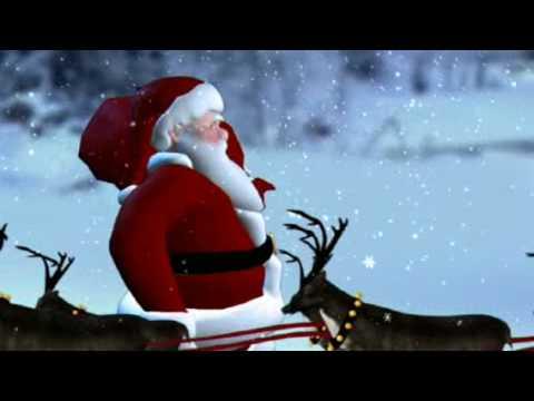 dec 16th santa loading his sleigh youtube