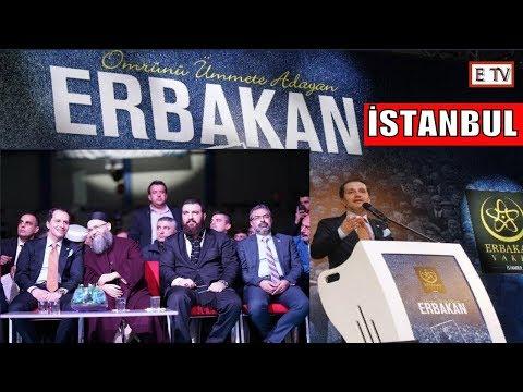 ERBAKAN' I ANMA GECESİ (2019)