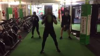 HI-OCTANE Strength & Conditioning class