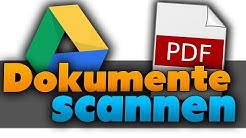 Dokumente einscannen OHNE Scanner! (Tutorial)