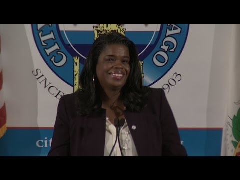 Hon  Kimberly Foxx, State's Attorney, Cook County