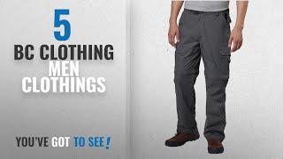 Top 10 Bc Clothing Men Clothings [ Winter 2018 ]: BC Clothing Men