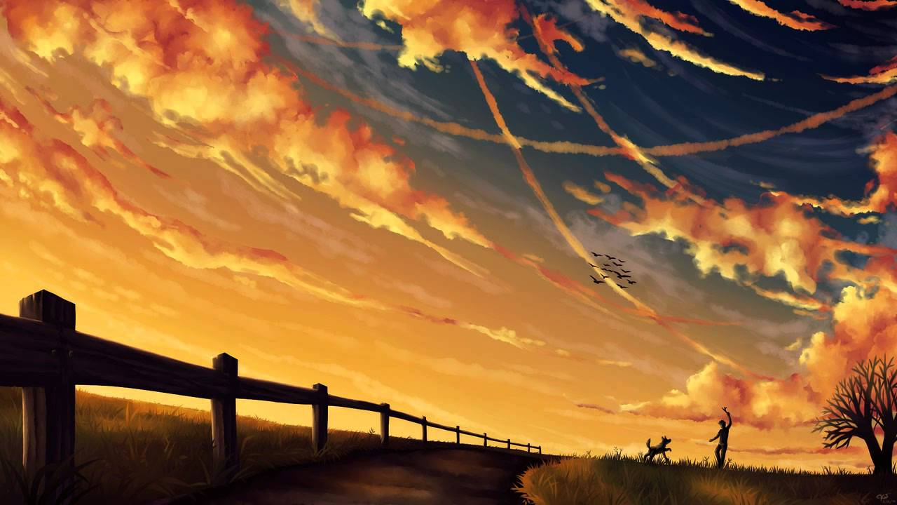 Another Anime Wallpaper Jan Amit My Homeland Youtube