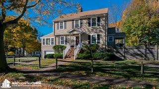 Home for Sale - 275 Hillside Ave, Arlington