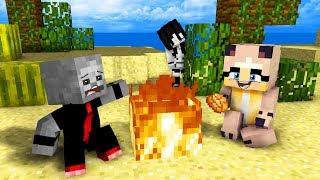 KILLERIN VERSTECKT SICH AUF UNSERER INSEL... ✿ Minecraft [Deutsch/HD]
