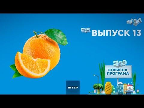 Как выбрать свежий апельсин | ПОЛЕЗНАЯ ПРОГРАММА. Выпуск 13 — 04.02.2020