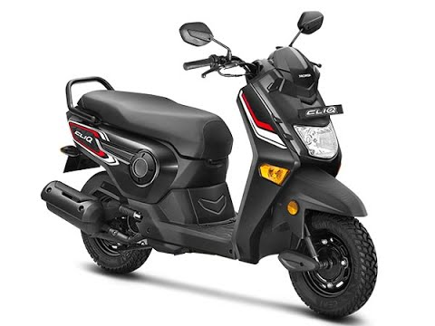 Honda Cliq To End Tvs Xl 100 Legacy In Rural Areas Drivespark