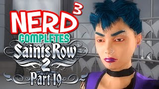Nerd³ Completes... Saints Row 2  - 19 - To Rule The Mall