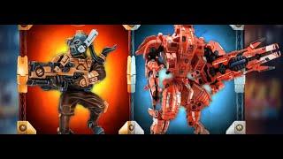 Warhammer Combat Cards: The Darkstrider Nuke