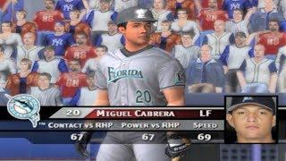 MVP Baseball 2004 PS2 Gameplay HD