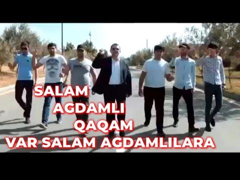 Salam Agdamlı Qaqam Var Salam Agdamlılara klip 2019 Ceyhun Qarabaglı