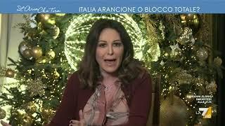 Misure restrittive di Natale, Daniela Santanchè:
