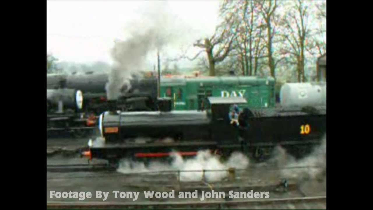 Douglas On The Mid Hants Railway Wmv Youtube