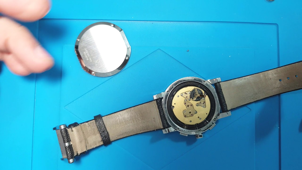 Burberry watch battery replacement