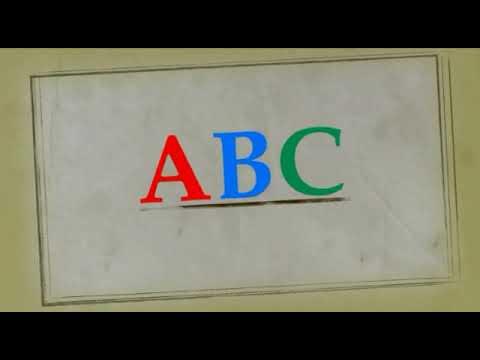L'alfabeto secondo Rosario muniz