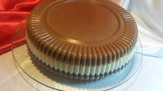 """Торт """"Птичье молоко"""" без выпечки. Желейный торт"""