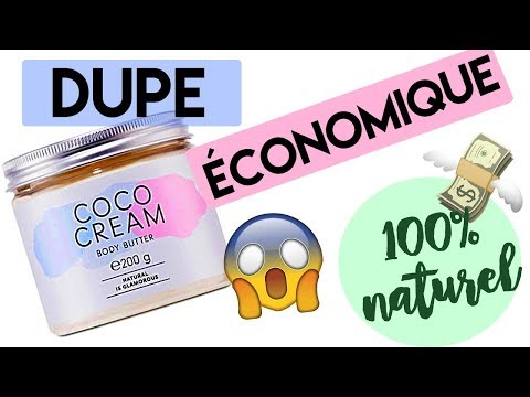COCO CREAM: Alternative 100% Naturelle