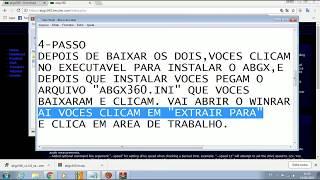 ABGX360 BAIXAR