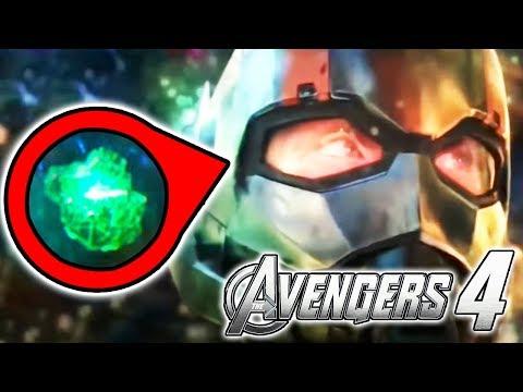Deshalb ist das ENDE von ANT-MAN AND THE WASP Entscheidend für AVENGERS 4!
