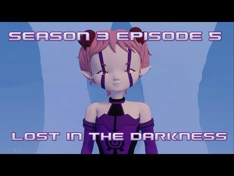 Code Lyoko Adventures S3e05 Lost In The Darkness Youtube
