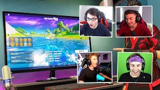 LG Fortnite House Spectates Random Squads #3... (ft. Randumb, Kiwiz, Formula, Nicks)