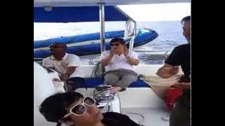 ChinaLovesMauritiusLtd- Excursion and Tours in Mauritius (Catamaran)