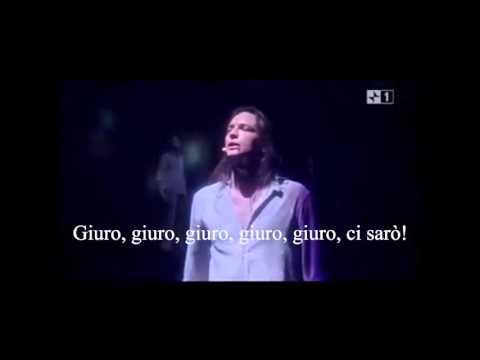 GIURO - Tosca Amore disperato il musical di Lucio Dalla   by GIUCEL