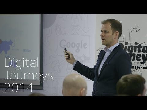Digital Journeys 2014: The Export Strategy