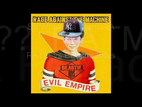 Beastie Boys vs Rage Against The Machine - So What'cha Want... A Parade?? -  Mick James Mix