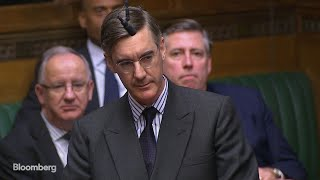 Rees-Mogg Threatens No-Confidence Vote Against May