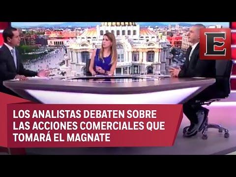 David Páramo vs Rodrigo Pacheco: Trump contra el TLCAN y el Acuerdo Transpacífico
