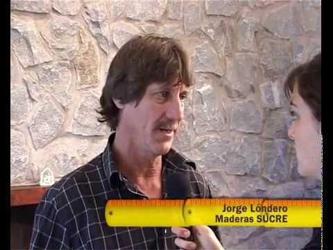 Techo de Chapa y su ventaja Jorge Londero, maderas Sucre En Obras 26