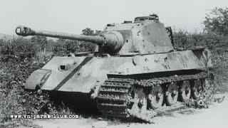 Тигр & Королевский Тигр  Гордость Германии(Является мощнейшим серийным танком времён Второй мировой войны, а также последним серийным тяжёлым танком..., 2015-12-05T09:53:49.000Z)