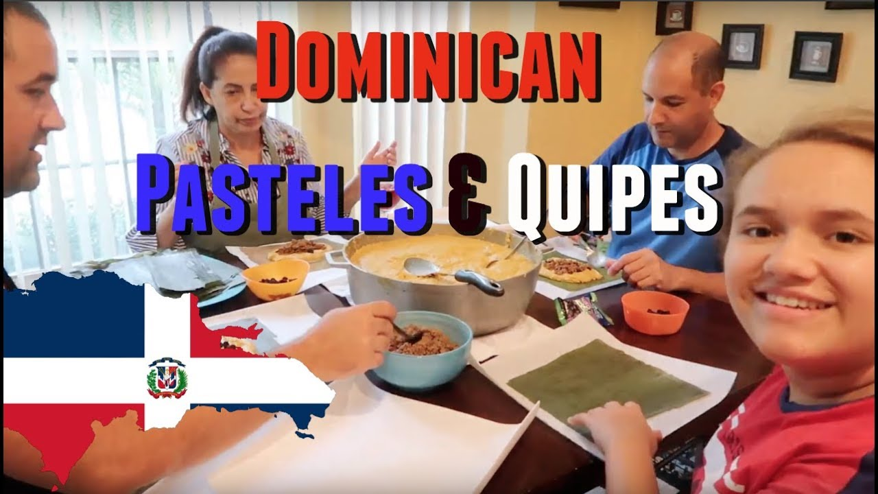 Dominican Cooking Saturday Youtube