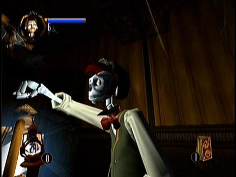 Let's Play The Haunted Mansion - Bonus Video, Cheats