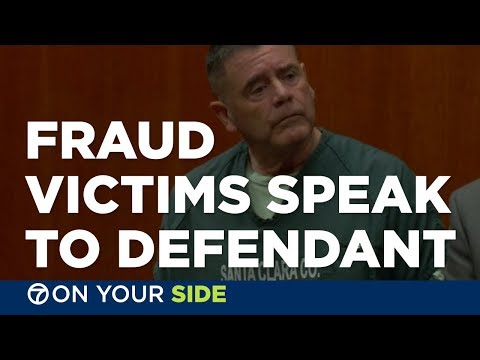 EXCLUSIVE: Victims in large contractor fraud case speak to defendants Mp3