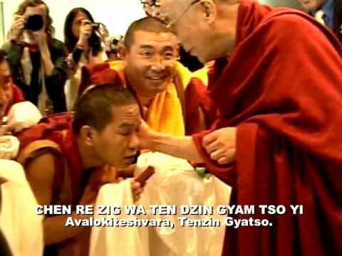 Long Life Prayer for His Holiness Tenzin Gyatso, the 14th Dalai Lama
