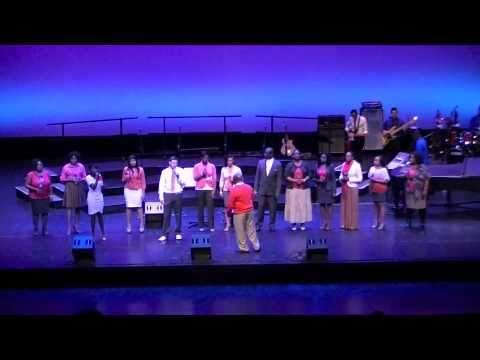 NSOP singing Psalm 23 by Eddie James and Colourblind