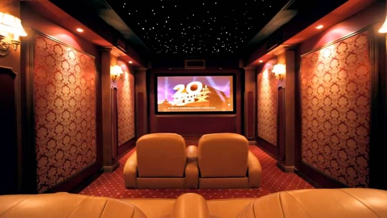 Show home interior design home cinema room ideas