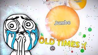 Agar.io LIKE OLD TIMES ( Legendary Destroying Teams in Agar.io #2 )
