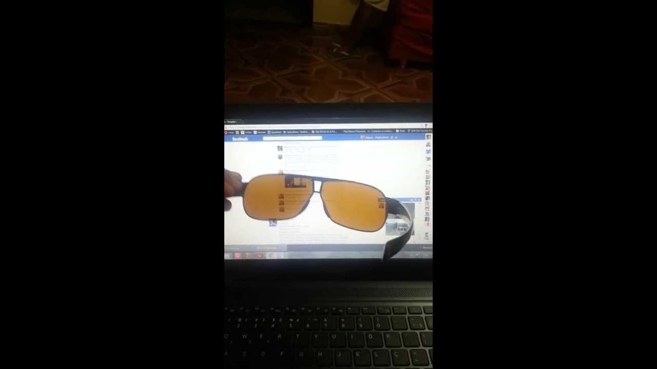 3c4bffe02cf92 Teste lente polarizada - YouTube
