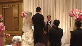 Monica & Jimmy의 결혼식