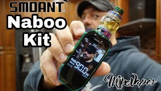 Smoant Naboo 225w Kit Review - Mike Vapes