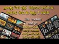 How to downloading Tamil HD movies in Tamil