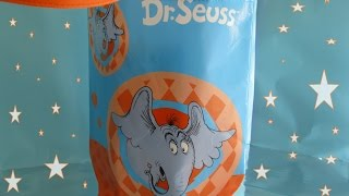Dr. Suess Horton Hears a Who Bag of SURPRISES Minecraft Transformers