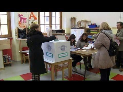 Abstention en hausse lors des élections locales en italie