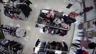 Установка видеонаблюдения в магазине итальянской одежды (ТК Норд)(, 2017-05-11T19:11:25.000Z)