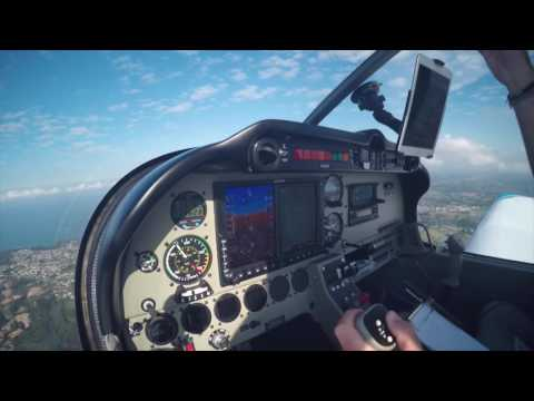 VFR Flight Lannion to Dinard